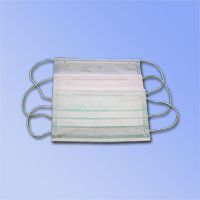 Disposable  face mask 3ply w/ear loop